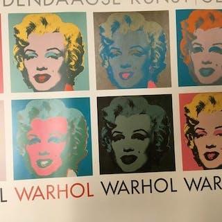 Andy Warhol - MarylinMuseum hedendaagse kunst Gent - 2000er Jahre