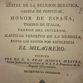 Fray Miguel Mestre - Vida