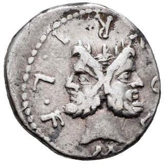 Repubblica romana - Denarius - M