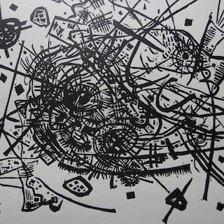 Wassily Kandinsky (1866 - 1944)- Kleine Welten