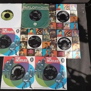 Beatles - 7″-Single - 1964/1967