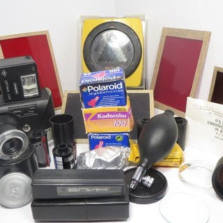 USSR + Europe Vintage lenses and viewfinder