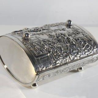 Caso - Chapado en plata - Países Bajos - Segunda mitad del siglo XX