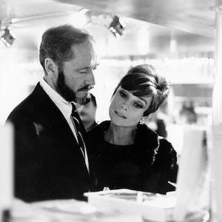 Imapress/Parimage/Monique Valentin - (2x) Audrey Hepburn, w. Mel Ferrer 1958/64