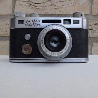Camera Corp. USA Perfex Fifty-Five + F1:3.5 - 50mmScienarprefix Anastigmat