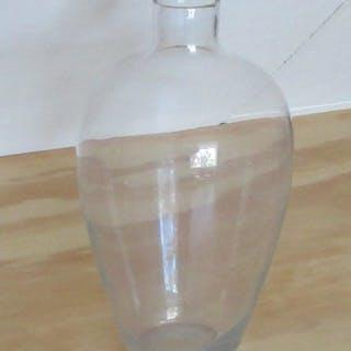 Leerdam - Vaso de cristal serica botella clara a partir de 1962. - Vidrio