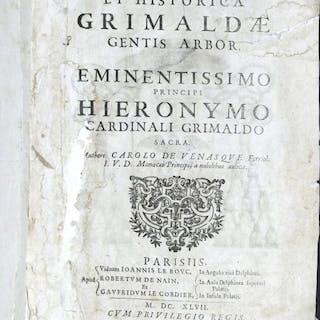 Charles de Venasque-Ferriol - Genealogica et historica...