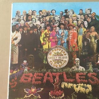 Beatles & Related - Multiple titles - LP's - 1969/1978