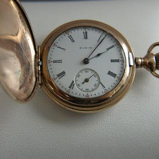 Elgin Watch Company - pocket watch NO RESERVE PRICE...