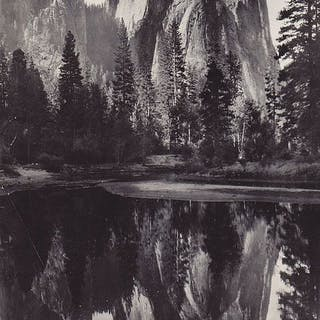 Unknown/Benjamin Lloyd Singley (1864-1938)- (2x) Mirror Lake