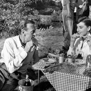Unknown/Warner Brothers - (2x) Audrey Hepburn w