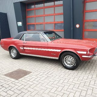 Ford - Mustang 289Ci V8   CAL SPECIAL CLONE! - 1967