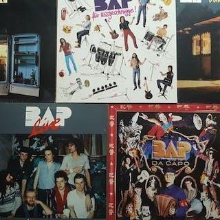 BAP - 4 x LP and 1 x 2 x LP- Diverse Titel - 2x LP Album (Doppelalbum)