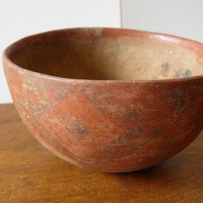 Bol (1) - Terre cuite - Colombie