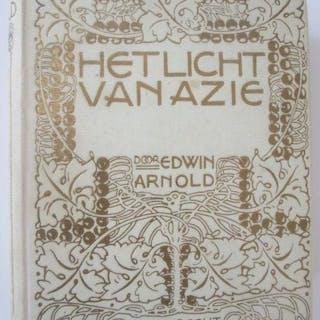 Boekband; Edwin Arnold / Jan Sluijters - Het licht van Azië - 1910