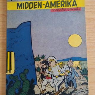Baard en Kale 2 - Midden-Amerika - Softcover - Erstausgabe - (1954/1954)