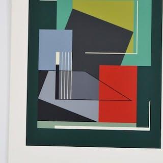 Carla Badiali - Composizione Verde 72/100