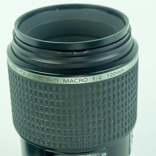 Pentax FA 645 AF Macro 120mm F4.0 AS NEW