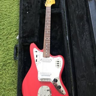 Fender - Jaguar - Electric guitar - Mexico