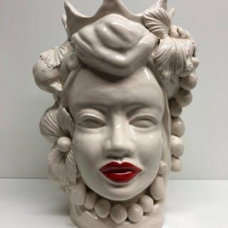 Caltagirone - Vaso - Ceramica