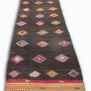 Anatolian Manisa- Kelim - 283 cm - 90 cm
