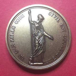 Frankreich - Napoléon I - Médaille 'An XII