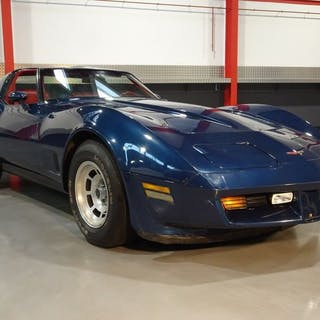Chevrolet - Corvette C3 350CI V8 Targa T-top - NO RESERVE - 1981