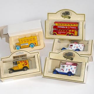 Kodak Modell-Autos