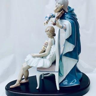 Lladró - Statuetta/e, Jesters Serenade Edizione limitata - Porcellana