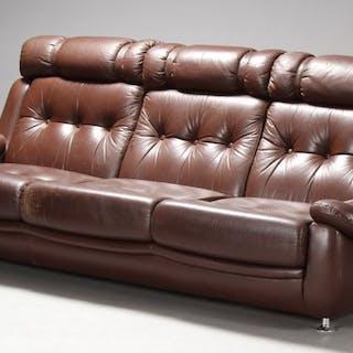 Nili - Space age style 3-seater sofa