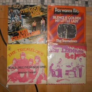 Tremeloes - Diverse Titel - 7″-Single - 1967/1974