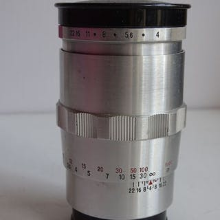 Carl Zeiss Carl zeiss jenaSonnar f 4 / 135 mm