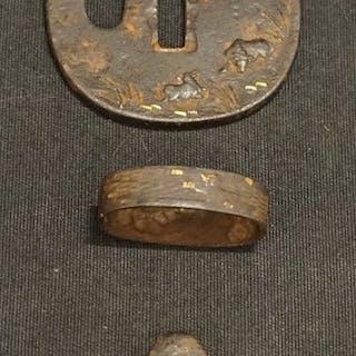 Tsuba (1) - Iron