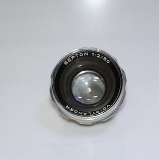 Voigtländer septon 50 mm f/2