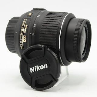 Nikon AF-S NIKKOR 18-55mm f/3.5-5.6G VR