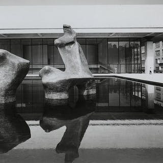 Ezra Stoller (1915-2004) - (4x) Lincoln Center, 1965