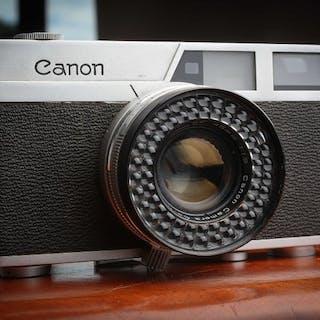 Canon Canonet Télémétriquepour pièces ou Collection
