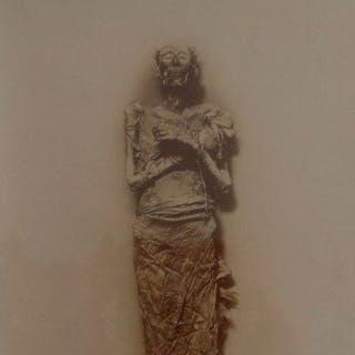 Attr. Emil Brugsch (1842-1930) - Momie de Ramses II, Egypte