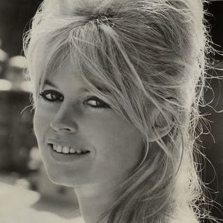 Unknown/MGM - Brigitte Bardot, 1962
