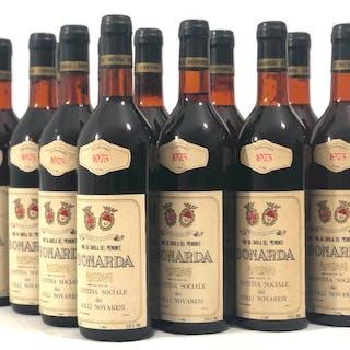 1975 Bonarda - Colli Novaresi - Piemont - 12 Flaschen (0,75 l)