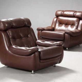 Nili - 'Space age' style armchairs