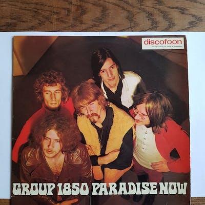 Group 1850 - Paradise now - LP Album - 1969/1969