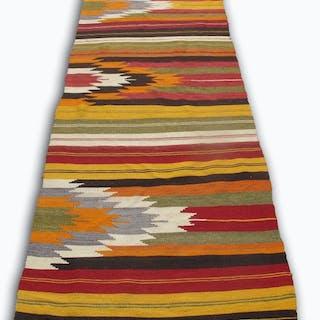 Anatolian Manisa- Kelim - 232 cm - 77 cm