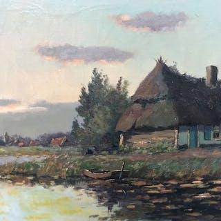 M Ottee (1898-1982)Pseudoniem van Arnoud van Gilst...