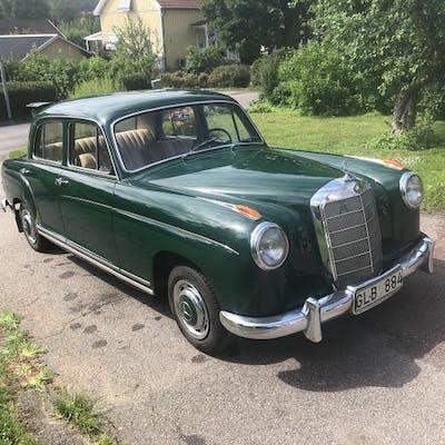 Mercedes-Benz - 220 S - 1957