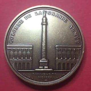 Frankreich - Napoléon I - Médaille 'Colonne de la Grande...
