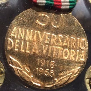 Italy - Army/Infantry - Medal - 1968