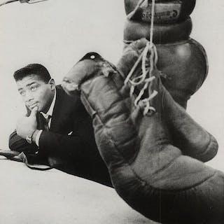 Eddie Adams (1933-2004)/Associated Press - Floyd Patterson at Garden Gym