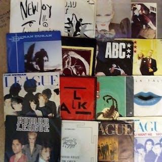 Various Artists/Bands in New Wave - Diverse Künstler...