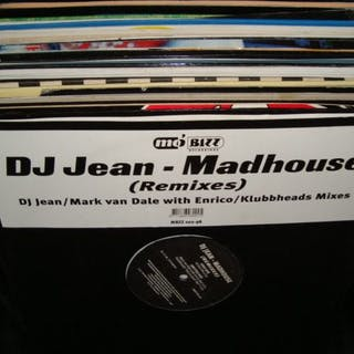 Various Artists/Bands in Electronic / Dance - Lot of 50x...
